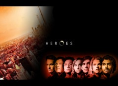Fonds d'écran Séries TV Serie TV Heroes