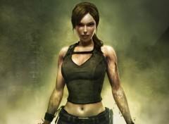 Fonds d'écran Jeux Vidéo Tomb Raider Underworld