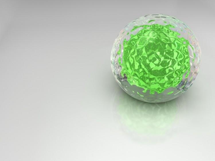 Fonds d'écran Art - Numérique 3D - Divers Bacteria