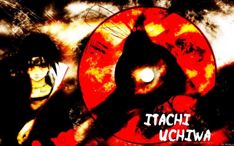 Fonds d'écran Manga Naruto itachi 2