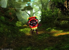 Fonds d'écran Art - Numérique Little Big Planet in the Jungle