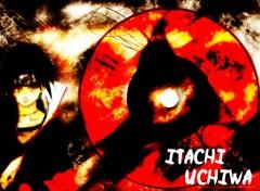 Fonds d'écran Manga itachi 2