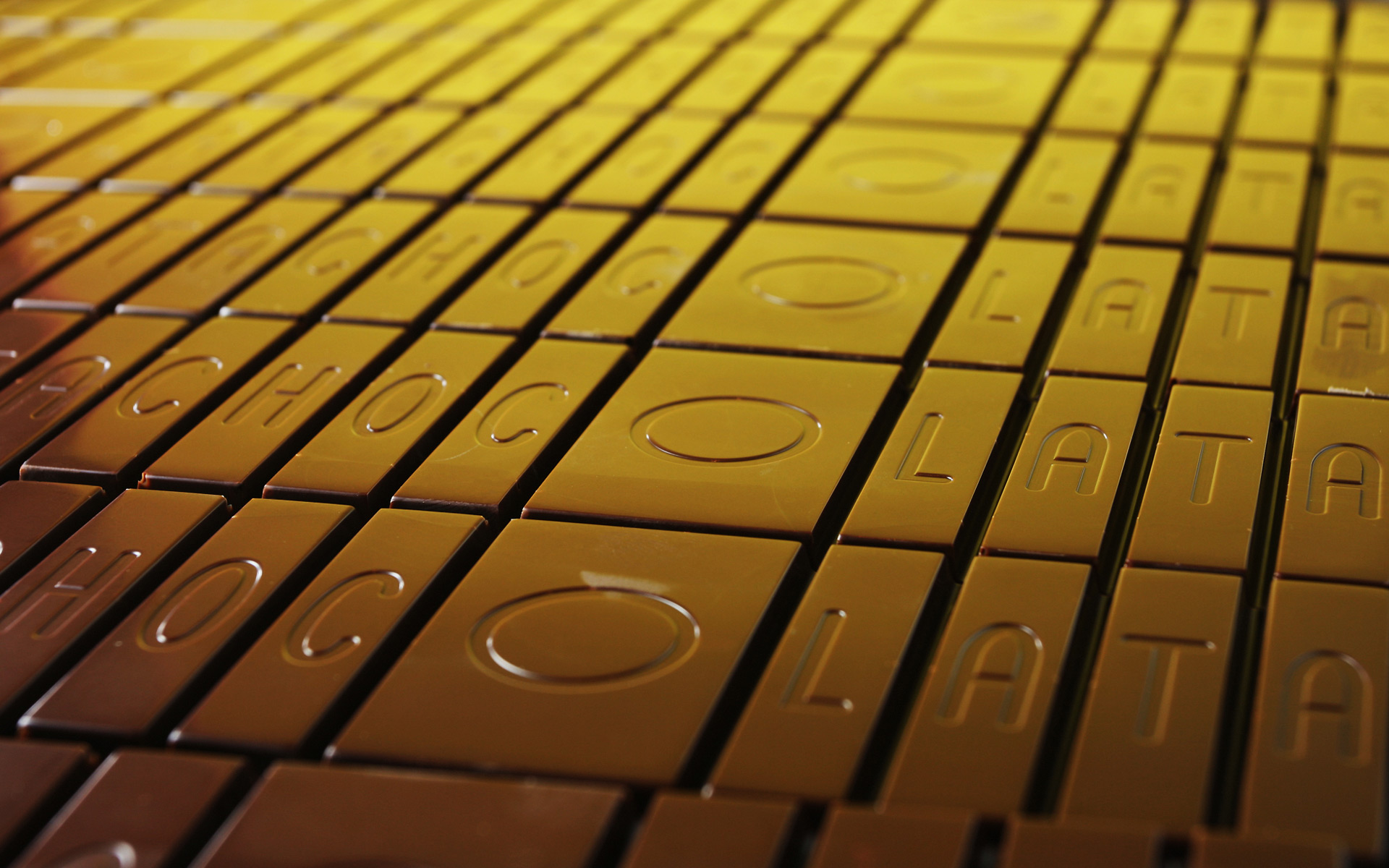 Fonds d'écran Objets Chocolat Chocolata