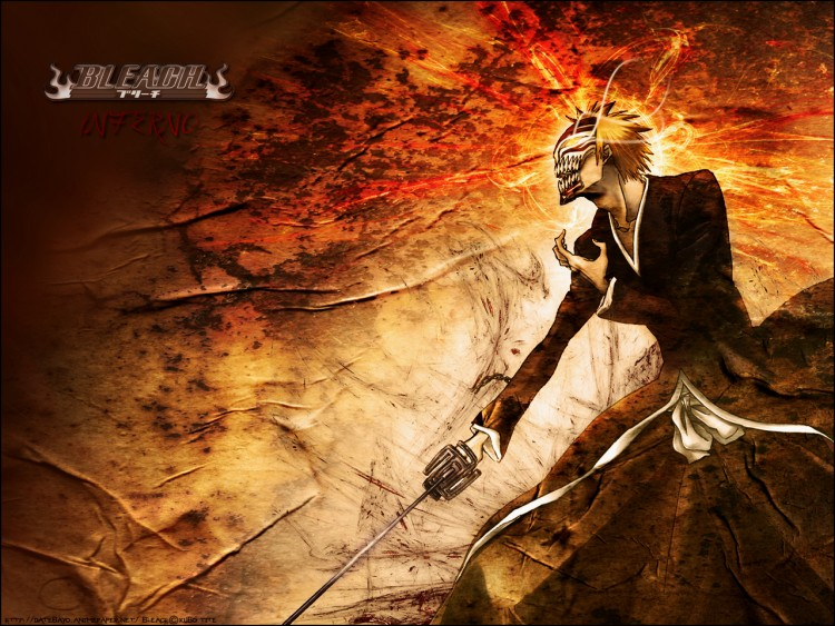 Wallpapers Manga Bleach Inferno