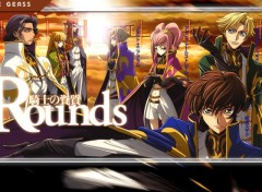 Fonds d'écran Manga knights of rounds