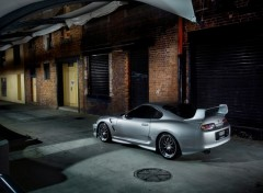 Wallpapers Cars Toyota Supra
