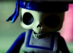 Fonds d'écran Objets Bébé squelette