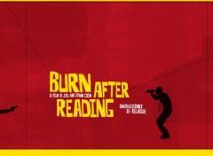 Fonds d'écran Cinéma Burn After Reading