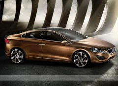 Fonds d'écran Voitures Volvo s60 concept : la grande classe !