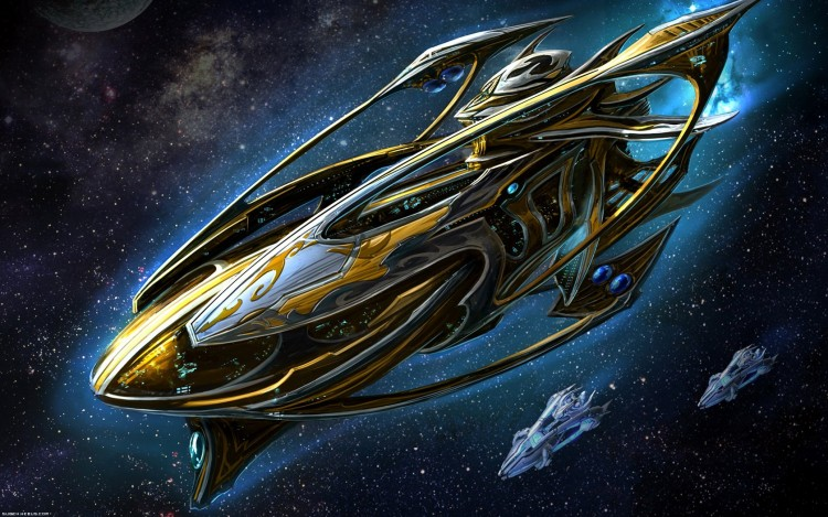 Fonds d'écran Jeux Vidéo Starcraft 2 Starcraft 2 Artworks