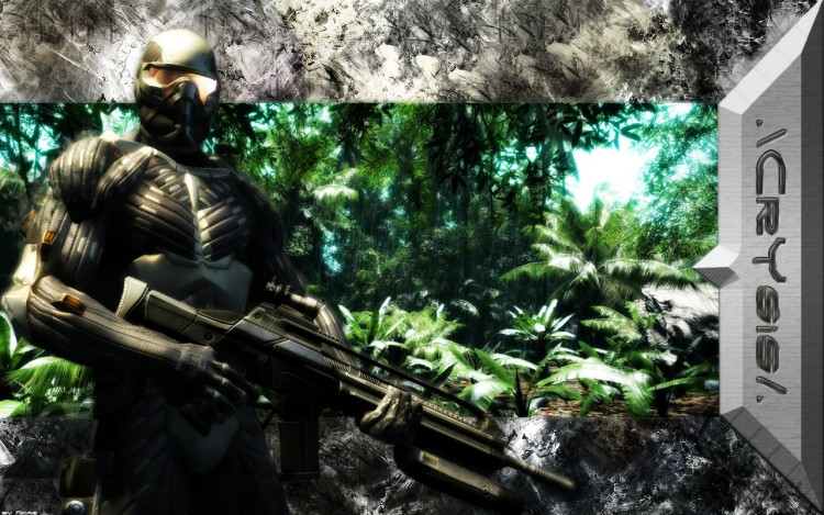 Wallpapers Video Games Crysis Crysis Jungle