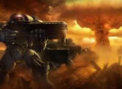 Fonds d'écran Jeux Vidéo Starcraft 2 Artworks