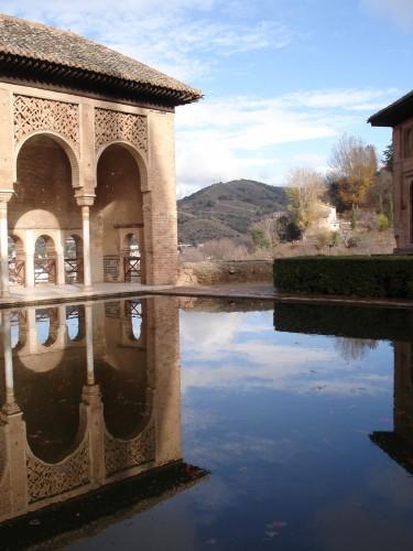 Fonds d'écran Voyages : Europe Espagne La Alhambra