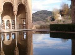 Fonds d'écran Voyages : Europe La Alhambra