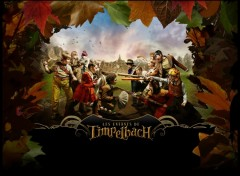 Fonds d'écran Cinéma Les Enfants de Timpelbach