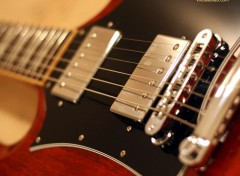 Wallpapers Music Gibson SG 1280 - 1024