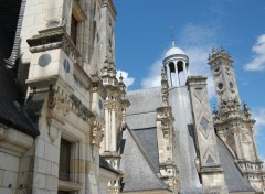 Wallpapers Constructions and architecture Chateau de Chambord