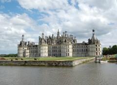 Fonds d'écran Constructions et architecture Chateau de Chambord - merveille de l'architecture !
