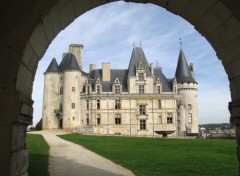 Fonds d'écran Constructions et architecture Chateau de La rochefoucauld 16