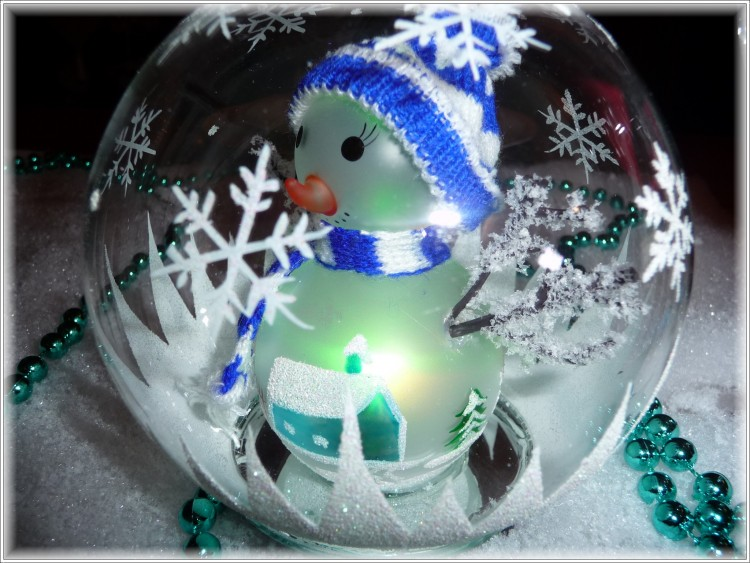 Wallpapers Objects Christmas decoration Magique