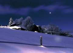 Wallpapers Nature Neige Astral