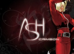 Wallpapers Video Games Ash Crimson - KOF XII