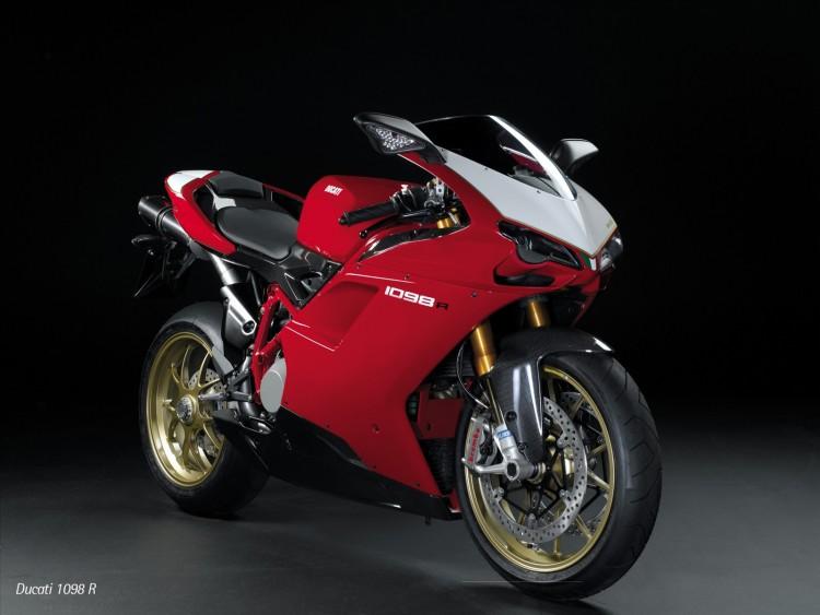 Fonds d'écran Motos Ducati Ducati 1098 R