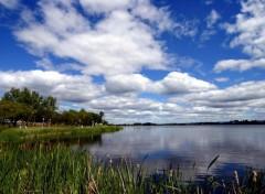 Fonds d'écran Nature Lac Osisko