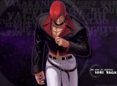 Wallpapers Video Games Iori Yagami - The King of Fighters