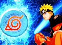 Fonds d'écran Manga Naruto blue solar