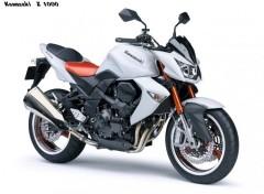 Fonds d'écran Motos Kawasaki z 1000