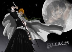 Fonds d'écran Manga Bleach - Night Savior