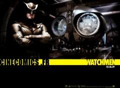 Fonds d'écran Cinéma Watchmen les Gardiens, les super-héros Dc Comics en wallpapers et fond d'ecran cinecomics