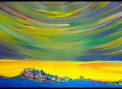 Fonds d'écran Art - Peinture Le Jardin des Marsien