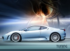 Wallpapers Cars ferrari tuning