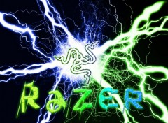 Wallpapers Brands - Advertising Razer