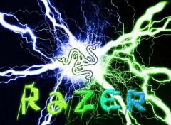 Fonds d'écran Grandes marques et publicité Razer