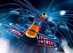 Fonds d'écran Voitures Red Bull