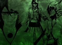 Fonds d'écran Manga Bleach - Ulquiorra