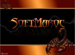 Fonds d'écran Art - Numérique scorpion soft