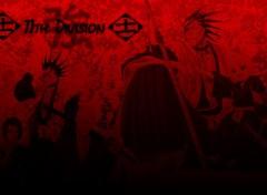 Fonds d'écran Manga Bleach - 11th division