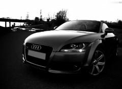 Fonds d'écran Voitures Audi TT Roadster