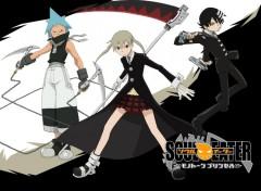 Fonds d'écran Manga Heros Soul eater