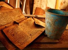 Fonds d'écran Hommes - Evênements Vieux écrits