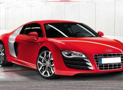 Wallpapers Cars Audi R8 v10