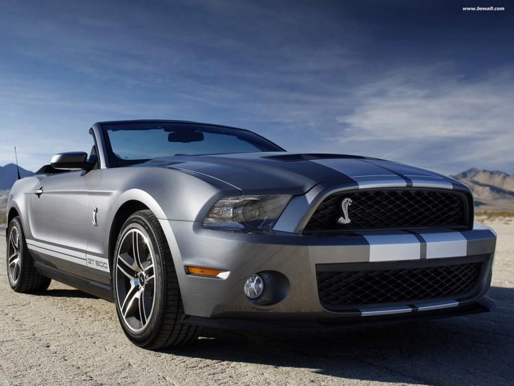 Fonds d'écran Voitures Mustang Mustang