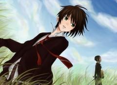 Fonds d'écran Manga kibou no hikari