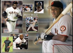 Wallpapers Sports - Leisures Barry Bonds