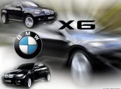 Fonds d'écran Voitures BMW X6