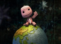 Wallpapers Video Games little big planet  terre